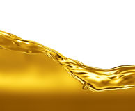 Oil Wave Stock Photography