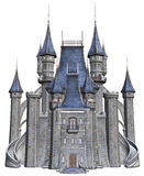 Old fantasy castle Royalty Free Stock Photography