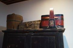 Old furniture Stock Image