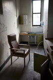 Old room with chair Royalty Free Stock Photography