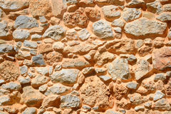 Old stone wall. Stock Photos