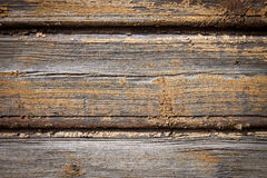 Old wooden planks (for background) Stock Photography