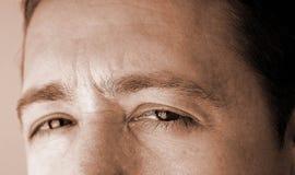 Olhos Fotografia de Stock Royalty Free