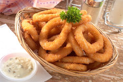 Onion Ring Stock Image