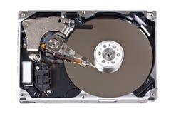Open hard drive Royalty Free Stock Photos