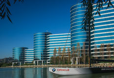 The Oracle Headquarters Stock Images
