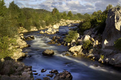 The Orb River Royalty Free Stock Image