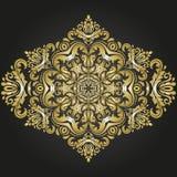 Orientalisches abstraktes Muster Lizenzfreies Stockfoto