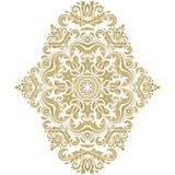 Orientalisches abstraktes Muster Stockfotos
