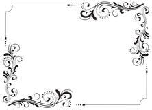 Ornamental framework Stock Photography