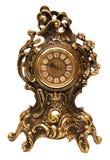 Orologio dell'oggetto d'antiquariato Fotografia Stock Libera da Diritti