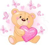 ours-de-nounours-avec-le-coeur-d-amour-17860148