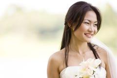 Outdoor Bride 3 Stock Photos