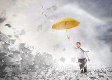 Overcome the bureaucracy Stock Images