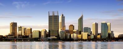 półmrok Perth Zdjęcie Stock