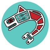 Pacific Northwest Design Royalty Free Stock Image