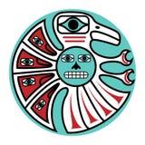 Pacific Northwest Design Royalty Free Stock Photo