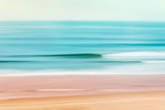Pacific Shorebreak Stock Photography