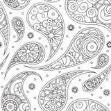 Paisley pattern Royalty Free Stock Photography