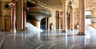 Palace interior Royalty Free Stock Image