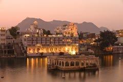 Palace.Udaipur.India. Images libres de droits