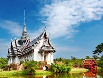 Palazzo di Sanphet Prasat, Tailandia Fotografia Stock