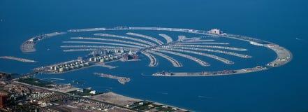 Palm island - Dubai Royalty Free Stock Image