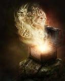 Pandoras box Stock Photo