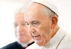 Papa Francis Immagine Stock