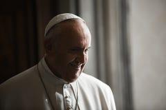 Papa Francis Immagine Stock Libera da Diritti