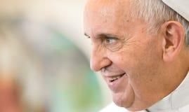 Papa Francis Immagini Stock Libere da Diritti