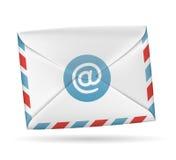 Paper envelope. Royalty Free Stock Photo