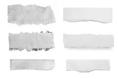 Paper Tears Stock Images