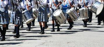 Parade Royalty Free Stock Photo