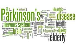 Parkinson's disease Royalty Free Stock Photos