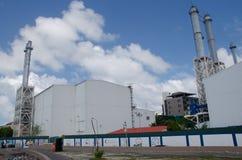 Parte industriale della città maschio Fotografie Stock