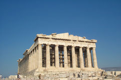 Parthenon - Greece Imagens de Stock