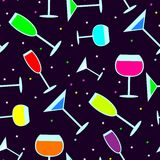 Party repetition Royalty Free Stock Photos