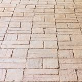 Pavement tiles. Royalty Free Stock Photos