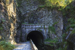Paw Paw Tunnel Royalty Free Stock Photo