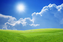 Peaceful background Royalty Free Stock Photos
