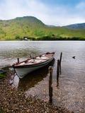 Peaceful lake in Ireland Royalty Free Stock Image