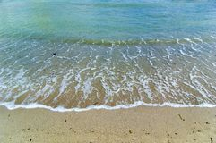 Peaceful Shoreline Royalty Free Stock Photos