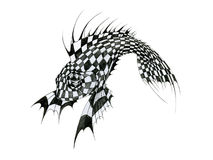 Peixes da xadrez Imagens de Stock