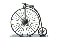 Penny Farthing Historical bicycle Stock Photo