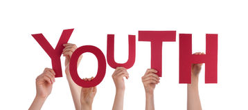 People Holding Youth Royalty Free Stock Photos