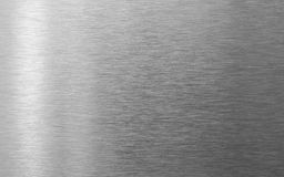 Perfect steel metal texture background Stock Photo