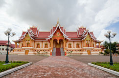 Pha-that Temple Stock Photography