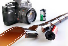 Photography Gear Royalty Free Stock Photography