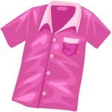 Pink shirt Royalty Free Stock Photos